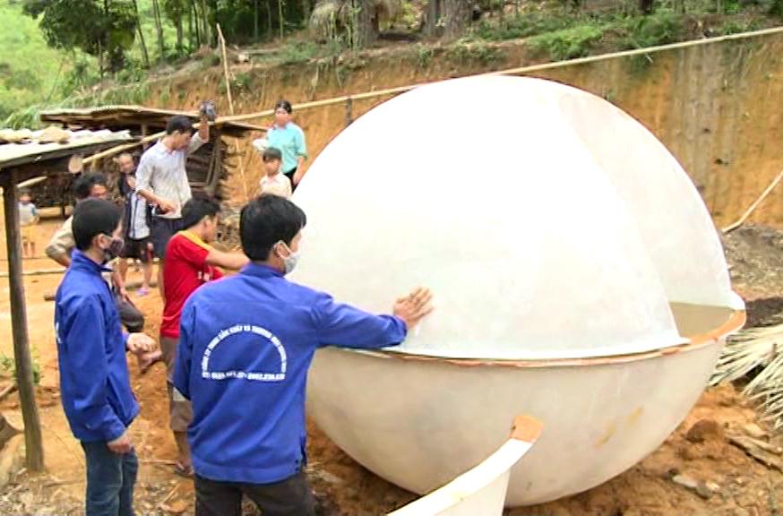 hướng dẫn sử dụng hầm biogas composite