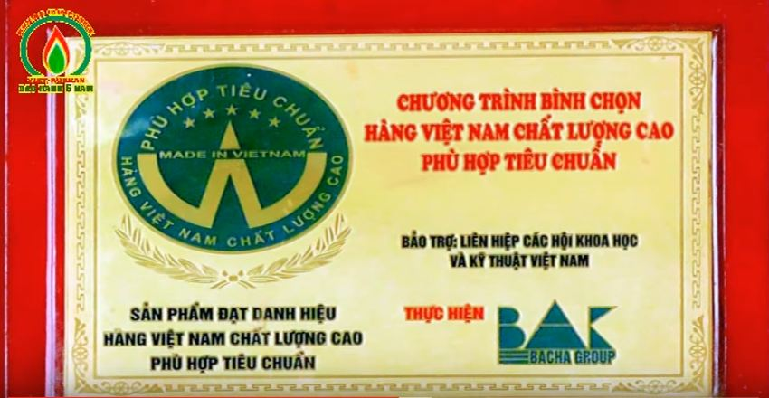 Hàng Việt Nam Chất Lượng Cao - Phù Hợp Tiêu Chuẩn Bộ Nông Nghiệp