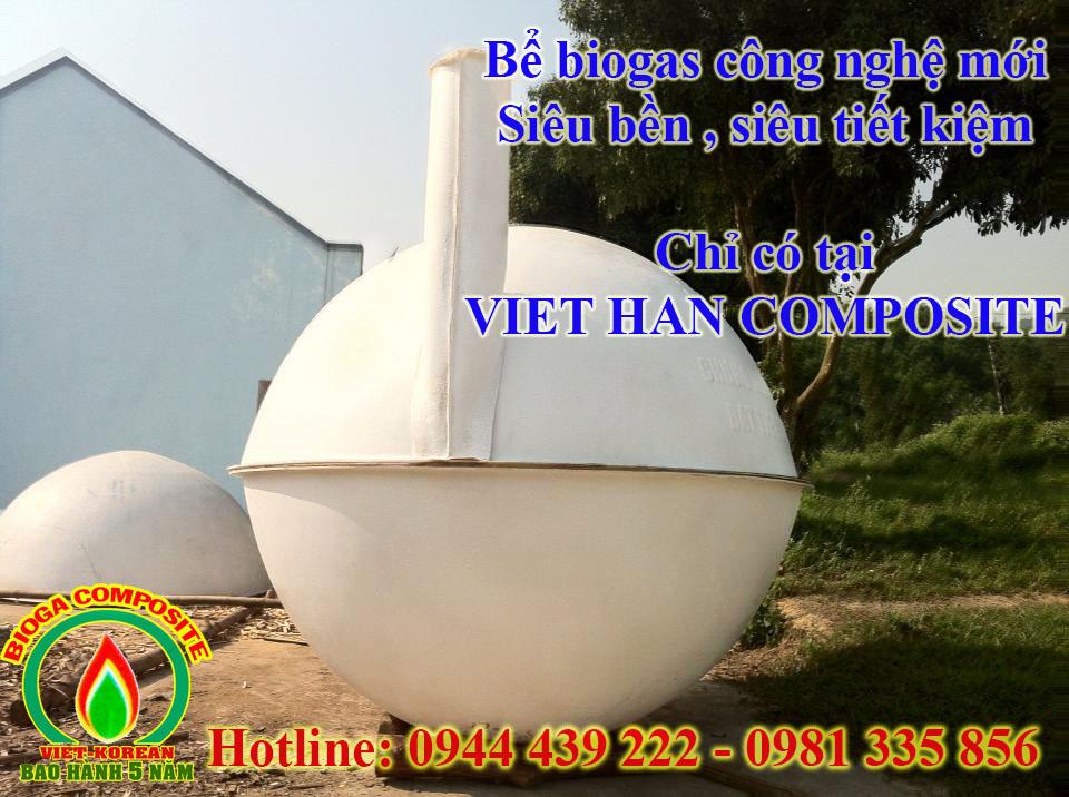 be biogas composite viet han 4