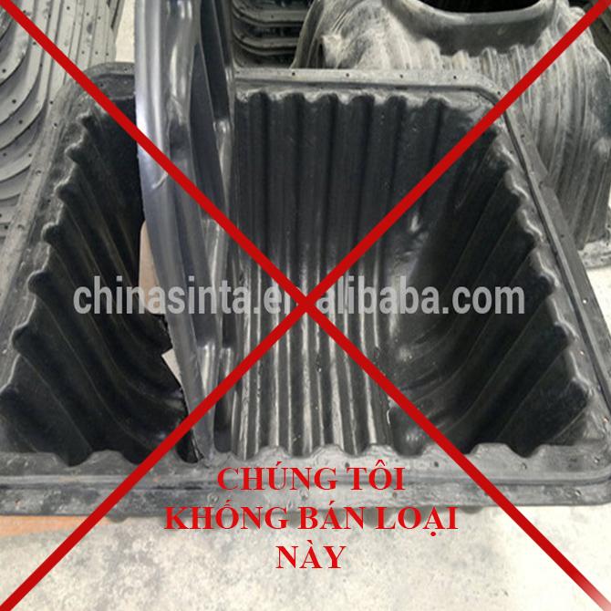 hầm bể biogas nhựa đen