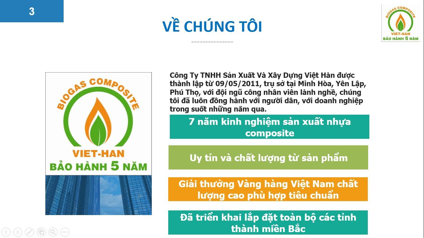 Giới thiệu Việt Hàn composite