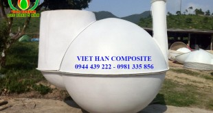 Hầm biogas composite Việt Hàn và những điều cần biết