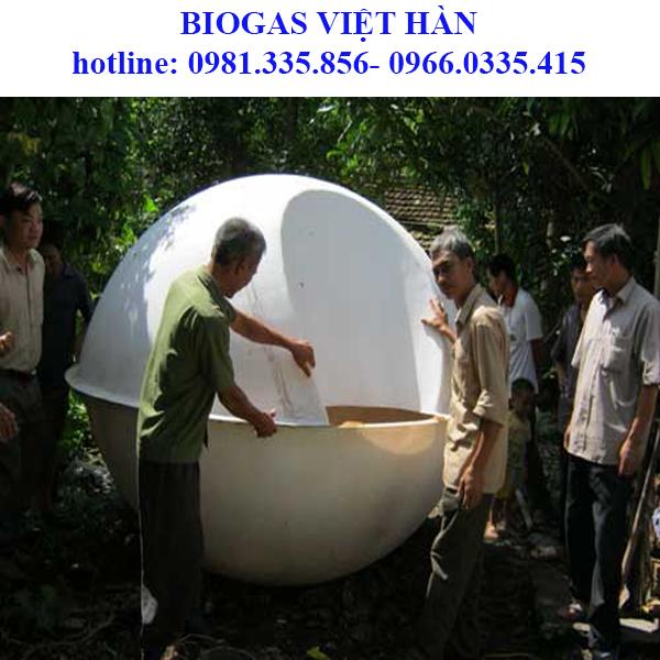 Hướng dẫn cách lắp đặt hầm bioga hiệu quả và tiết kiệm.