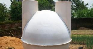 Biện pháp khắc phục hầm bể biogas bị tắc.