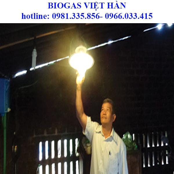 Ứng dụng của công nghệ biogas?