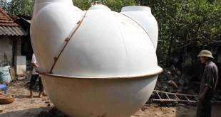 Tính toán thiết kế hầm biogas?