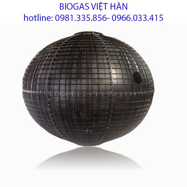 Bể biogas nhựa