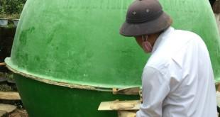 Giá bán hầm biogas composite