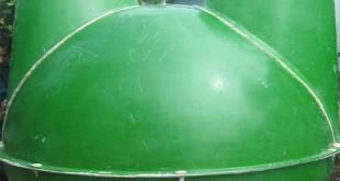 Giá cả hầm biogas composite
