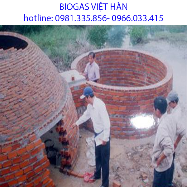 Cách xây hầm biogas Việt Nam