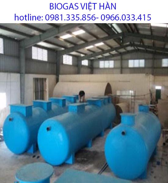 Giá bán hầm biogas nhựa
