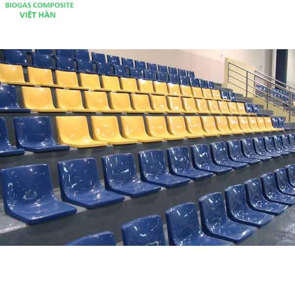 Ghế sân vận động nhựa composite