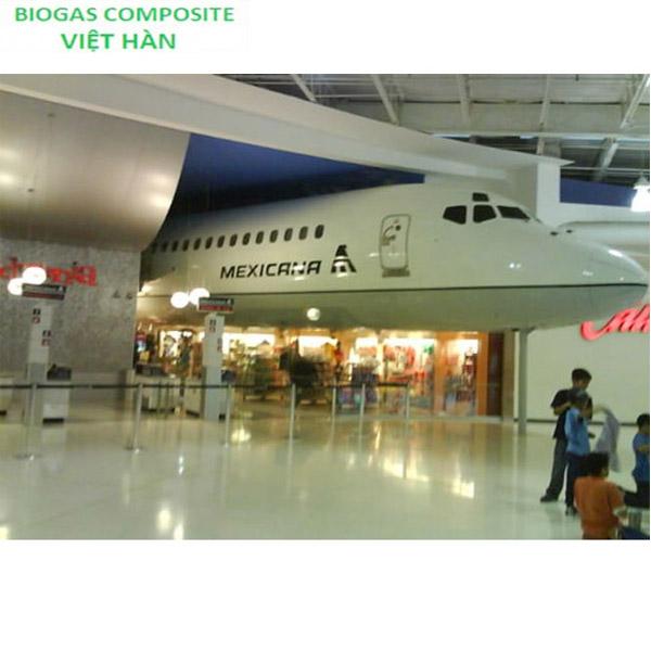 mô hình máy bay đầu tiên tại việt nam