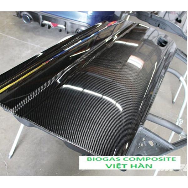 sản xuất các sản phẩm từ sợi carbon