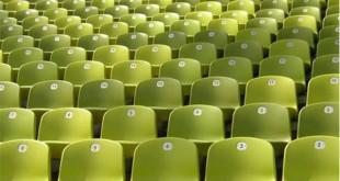 Ghế sân vận động bằng composite